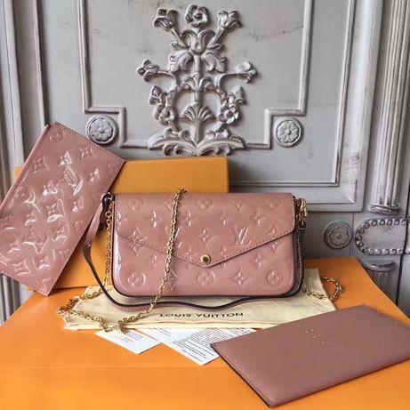 Torebka Louis Vuitton Felicie Rozowa