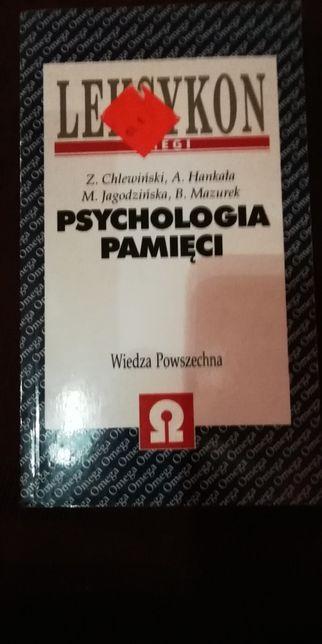 """""""Psychologia pamięci"""". Wydawnictwo Wiedza Powszechna."""
