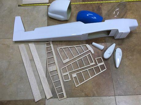 Model RC akrobacyjny CAP 232 Samolot akrobacyjny Model samolotu