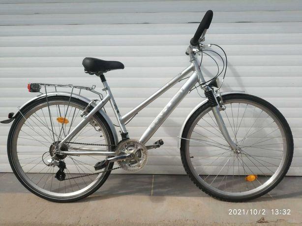 Велосипед дорожный алюминий 28 КАССЕТА Shimano Acera Германия Гарантия