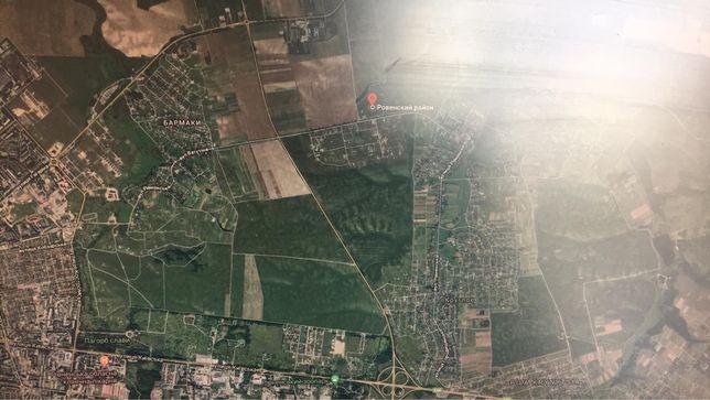 Продаж земельної ділянки с Городище