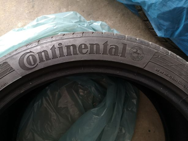 Opony CONTINENTAL ContiSportContact5 245/40/R20 komplet