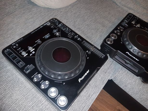 Cdj 1000 mk3 Pioneer dj 2 x sztuki DJM