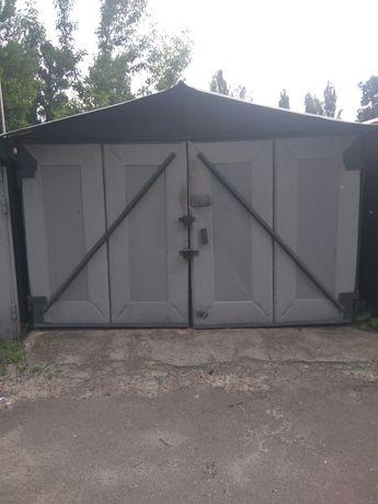 Металлический гараж м. Дорогожичи