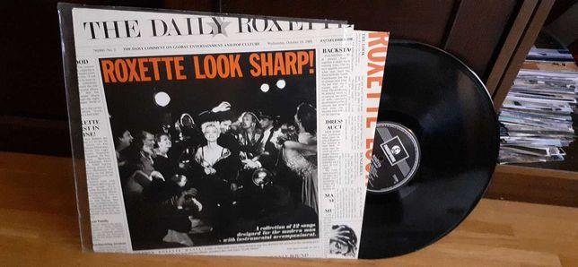 Roxette Look Sharp !   płyta winylowa  bardzo dobry stan