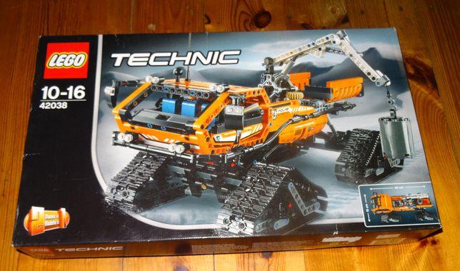 LEGO Technic 42038 Łazik arktyczny - NOWE, zaplombowany