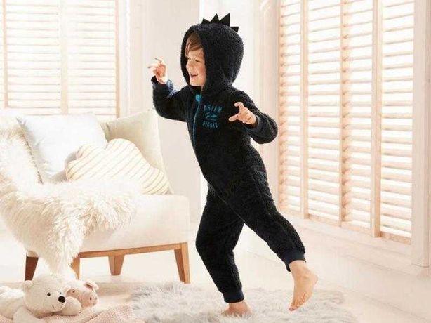 Кігурумі хлопчику Lupilu(кигуруми,пижама)86-92