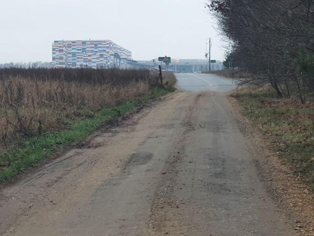Sprzedam działkę budowlaną ( 400 metrów od Park of Poland)