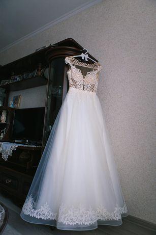 Весільна сукня. Гарна знижка. Можлива здача в оренду