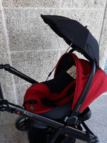 Carrinho de bebé BEBÉCAR - Oferta: Carro Bengala da Asalvo