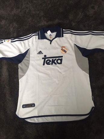 Camisola real madrid