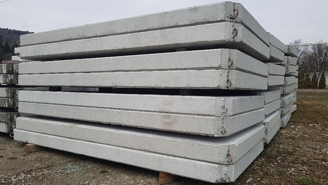 Płyty drogowe betonowe 150x300x15 - NOWE -Najwyższa jakość