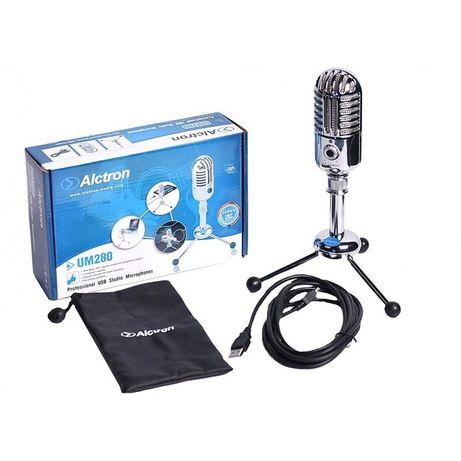 Mikrofon pojemnościowy Alctron UM280
