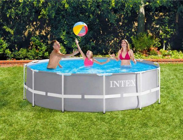 Каркасный бассейн Intex 366х76 см 26710