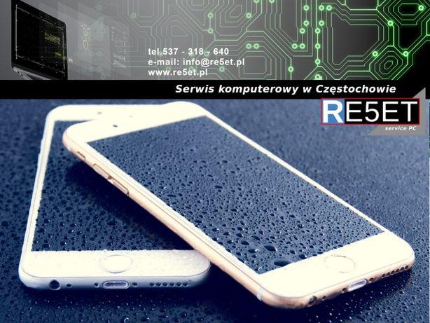 Serwis Naprawa telefonów komórkowych Wymiana wyświetlaczy szybki frp