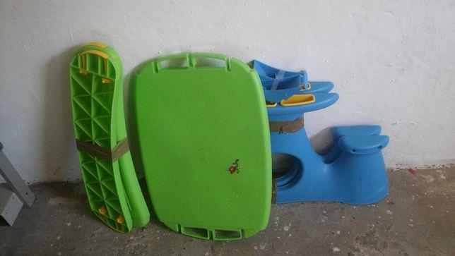 Stolik ogrodowy dzieciecy