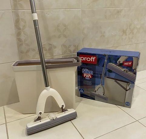 Комплект для уборки SLIM PVA MOP