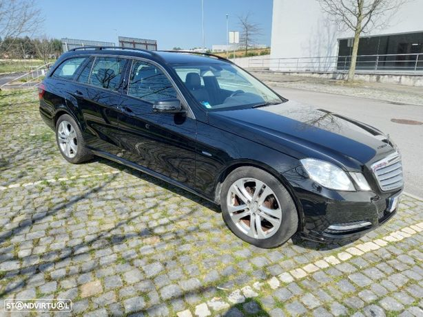 Mercedes-Benz E 200 CDi Avantgarde BE Auto.