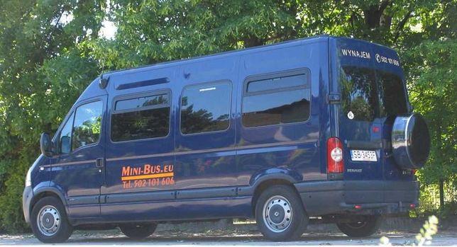Renault Master Autobus 17+1. Klima dwustrefowa,webasto. Zadbany.