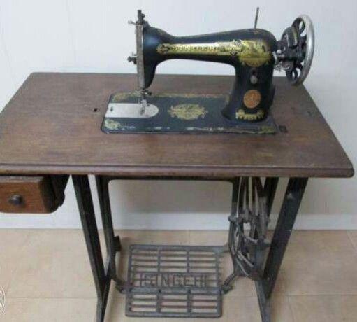 máquina custura singer