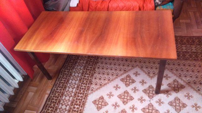 Stół, stolik, ława, meble, PRL
