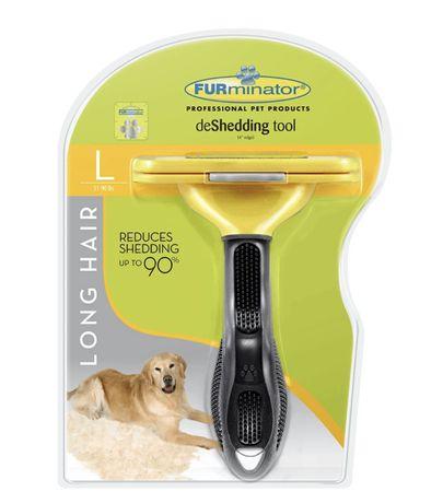 Escova original cão/gato Furminator, varios tamanhos