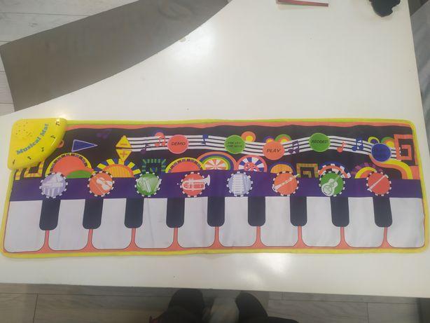 Mata muzyczna fortepian dla dzieci