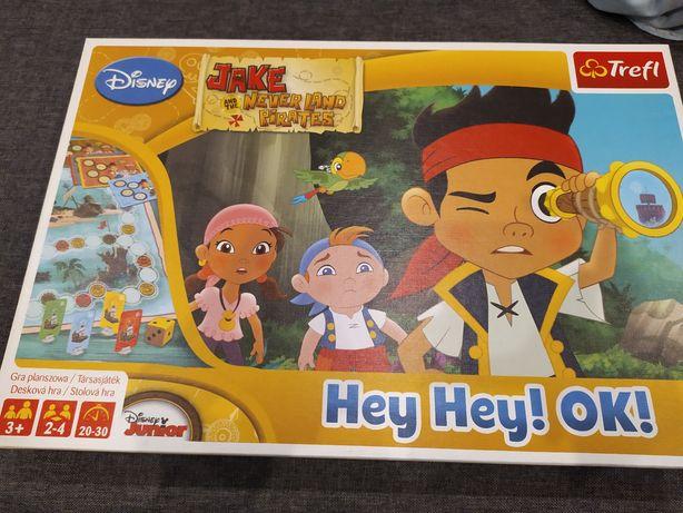 Trefl gra Hey Hey! Ok! Jake i Piraci z Nibylandii
