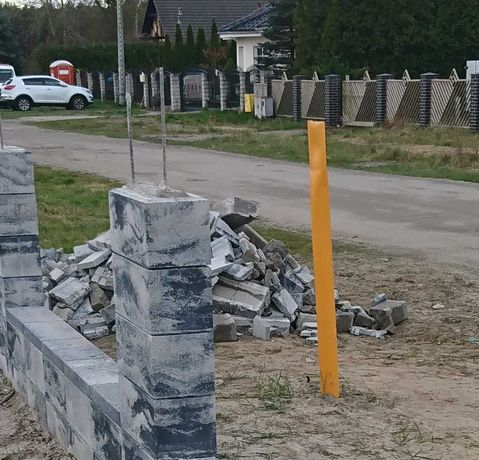 Gruz, beton ODDAM