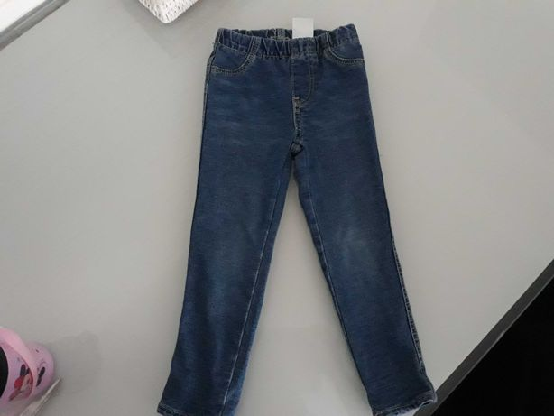 Spodnie leginsy treginsy 98 hm
