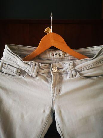 Spodnie jeansowe rozm 36