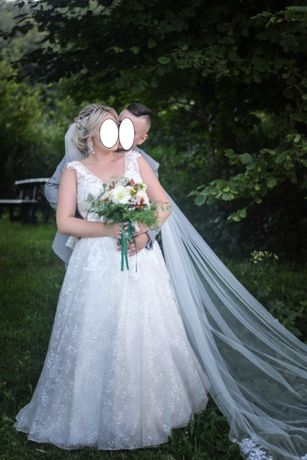 Suknia ślubna LORANGE ECRU 2020