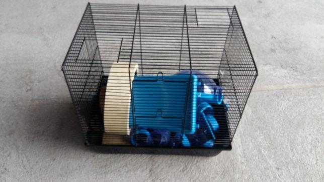 klatka z wyposażeniem dla zwierzątka / 703