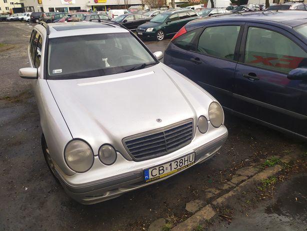 Mercedes E Klasa 2.7 Diesel 2002 r