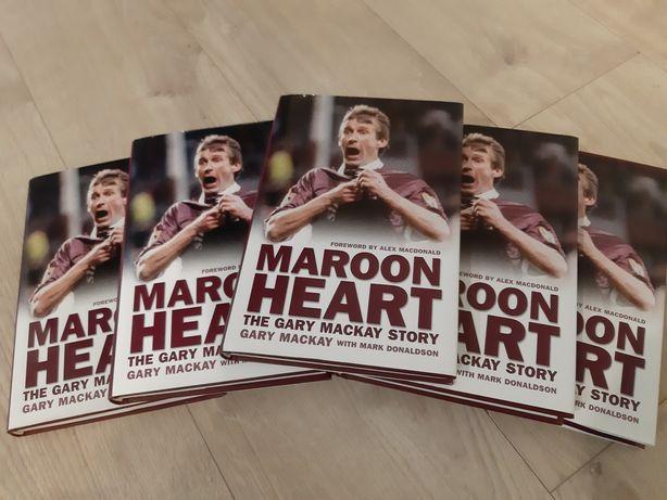 Książka Maroon Heart