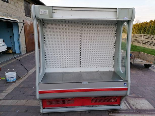 Regał chłodniczy lada szafa Bochnia RCH-1/B REGULUS WYM. 1570X755MM