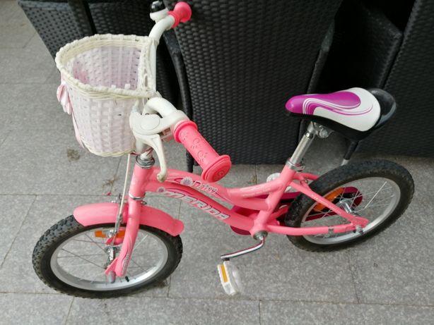 Rower Merida dla dziewczynki do nauki jeżdżenia Stan IDEALNY