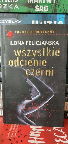 Wszystkie odcienie czerni - Ilona Felicjańska
