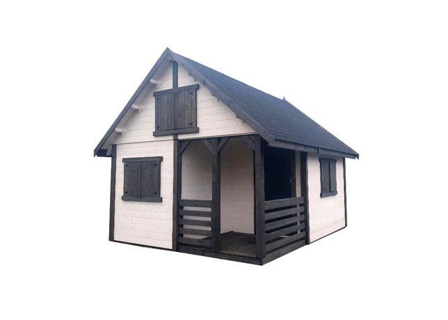 Domek letniskowy domki letniskowe z drewna szkieletowy producent 5x4