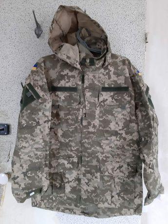 Куртка польова, піксільна