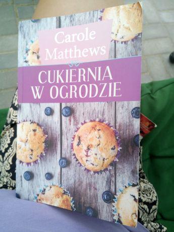 Cukiernia w ogrodzie- Carole Matthews