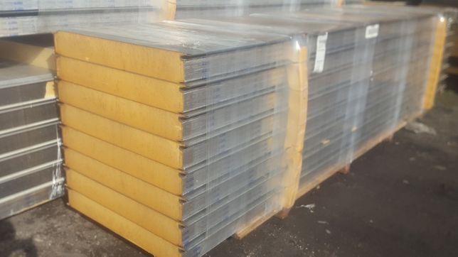 Płyta warstwowa poliuretan 120mm płyty warstwowe