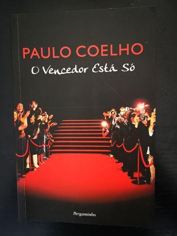 """Paulo Coelho """"O Vencedor Está só"""""""