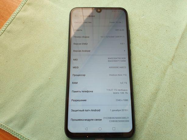 Huawei Honor 10 lite 6/128Gb LTE Black HRU-AL00
