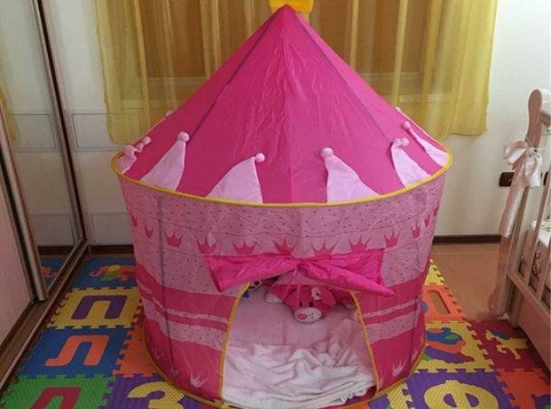 Детская палатка  шатер замок на день рождения подарок подарунок