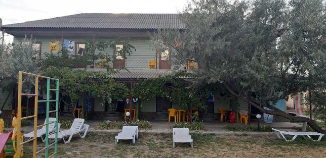 продам базу отдыха Черное море, курорт Катранка, Одесска область