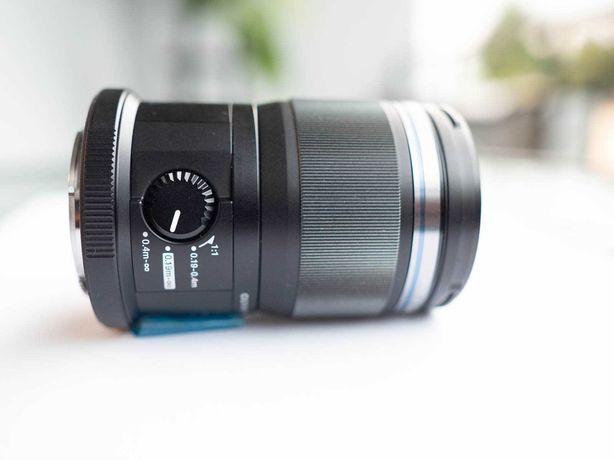 Obiektyw olympus M.ZUIKO DIGITAL ED 60mm F2.8 MACRO gwarancja