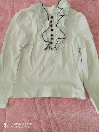 Блузки на девочку Deloras