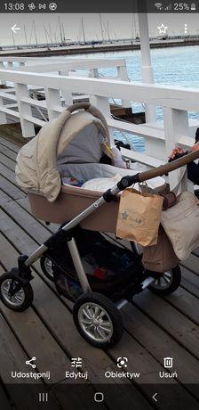 Wózek Baby Design Dotty 2 w 1