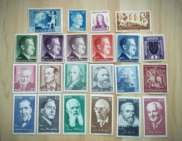 Продам марки разных стран мира. Цена указана за все марки.